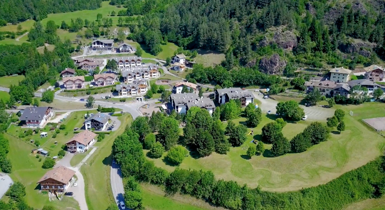 Riprese con drone Immobiliare