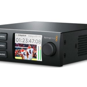 Blackmagic Web Presenter + Teranex Mini