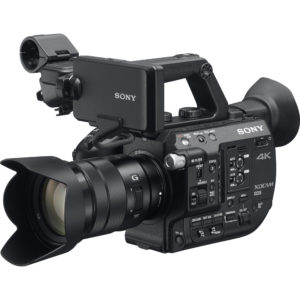 Sony FS5K - Base Pack